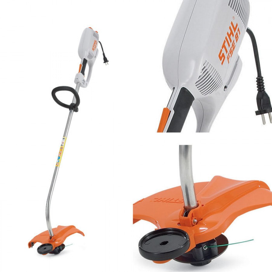 stihl fse 81 high performance electric brushcutter /grass cutter